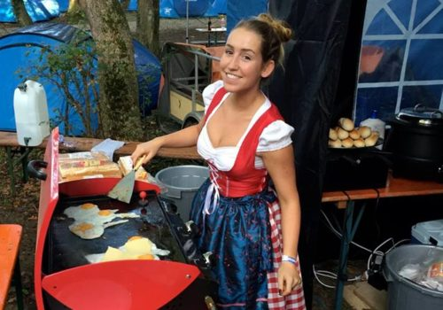 Oktoberfest Camping Munchen