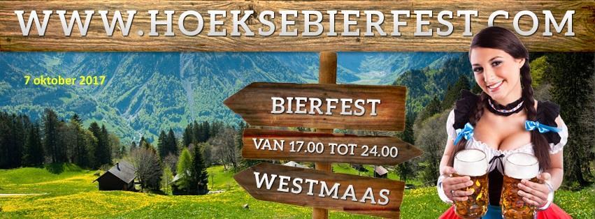 Hoekse bierfest 2017