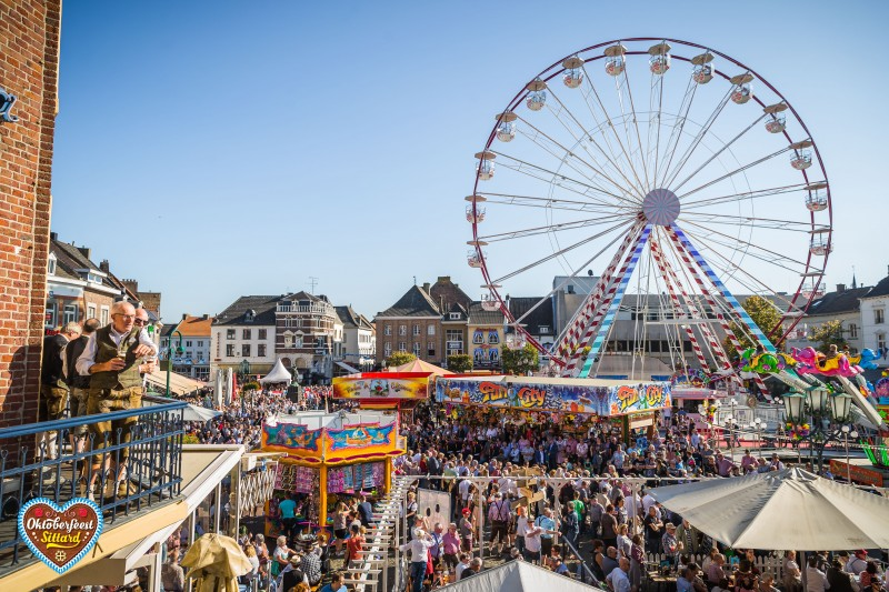oktoberfeest sittard centrum