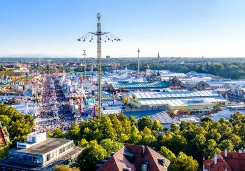 Oktoberfest Munchen 2017