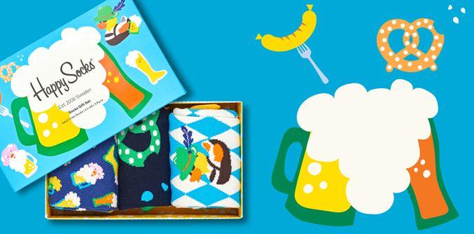 Happy Socks Oktoberfest Giftbox